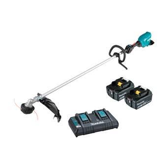 Makita 36V (18V x 2) Brushless Loop Handle Line Trimmer Kit DUR369LPG2