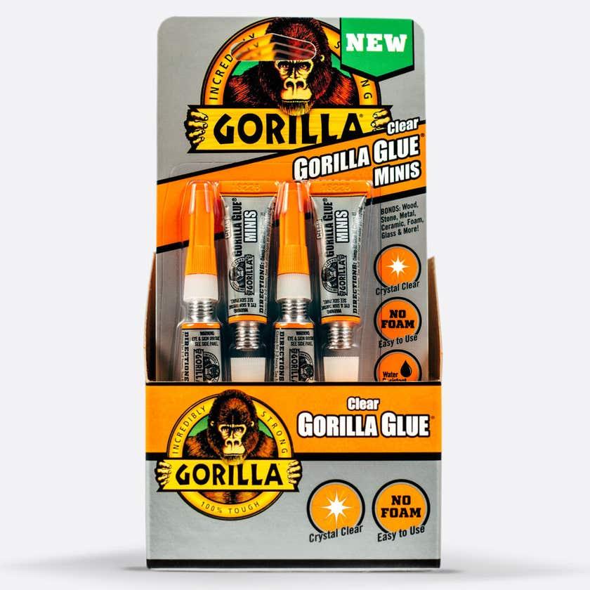 Gorilla Glue Clear Minis - 4 Pack
