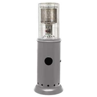 Gasmate Area Heater Light Grey