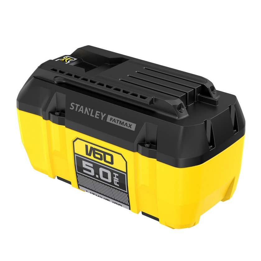 Stanley FatMax V60 54V Battery Lithium 5.0Ah