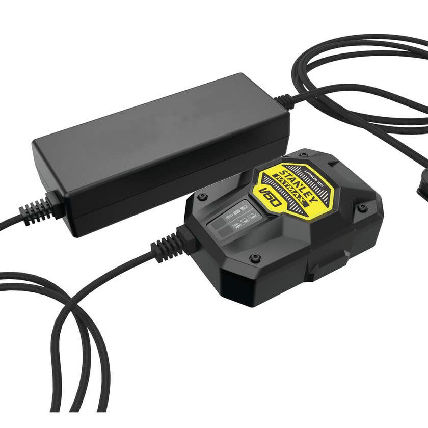 Stanley FatMax V60 Battery Charger