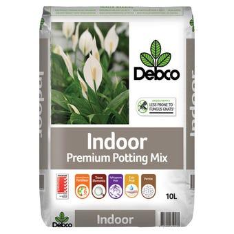 Debco Indoor Premium Potting Mix 10L
