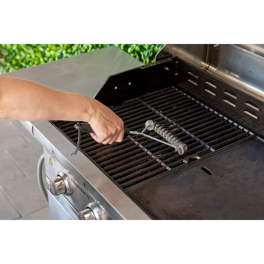 Grillman Helix BBQ Grill Cleaning Brush