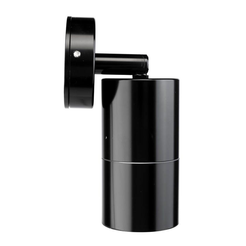 Brilliant Seaford Adjustable Exterior Wall Light Black