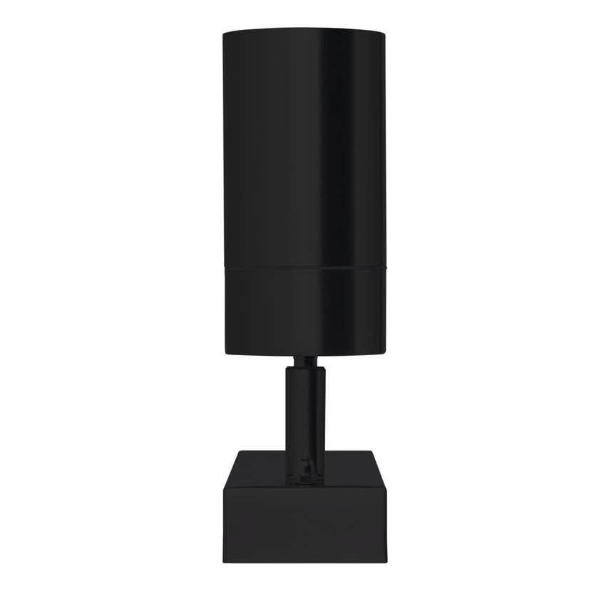 Brilliant Denver II Adjustable Exterior Twin Head Light Black