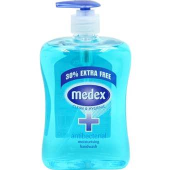 Medex Original Antibacterial Handwash 650ml
