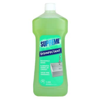 Supreme Household Disinfectant Pine 1L