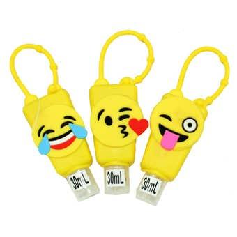 Kids Emoji Hand Sanitiser 70% 30ml