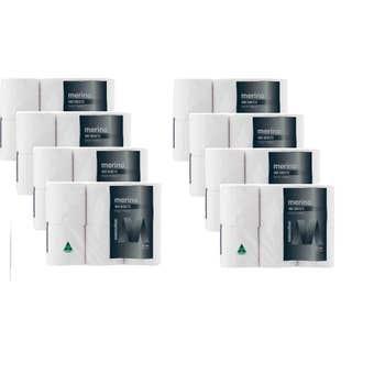 Merino Executive 400 Sheet Roll Toilet Paper - 48 Pack