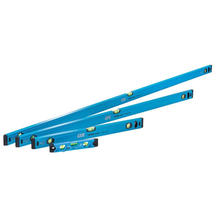 OX Tools Trade Level Set - 4 Piece