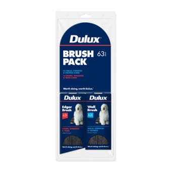 Dulux Twin Brush Pack 63mm