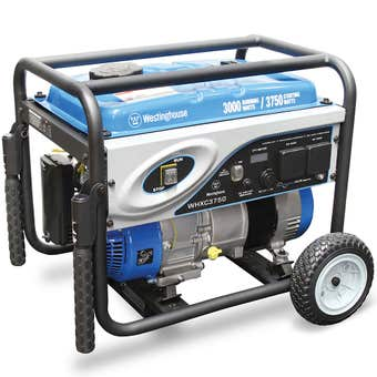 Westinghouse Portable Generator 3750