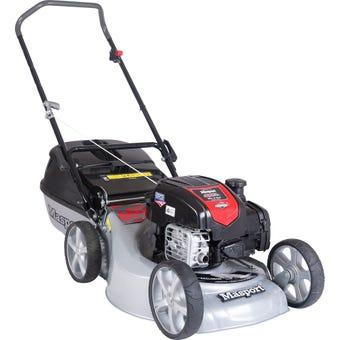 """Masport 150cc 19"""" 650ST Mow & Stow Lawn Mower"""
