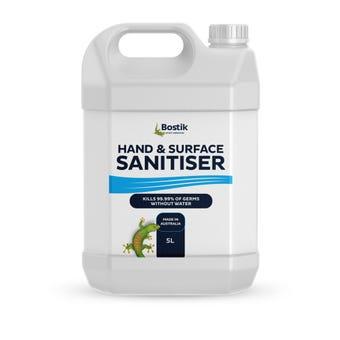 Bostik Hand Sanitiser Liquid 5L