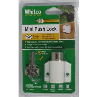 CYL4 Mini Push Lock