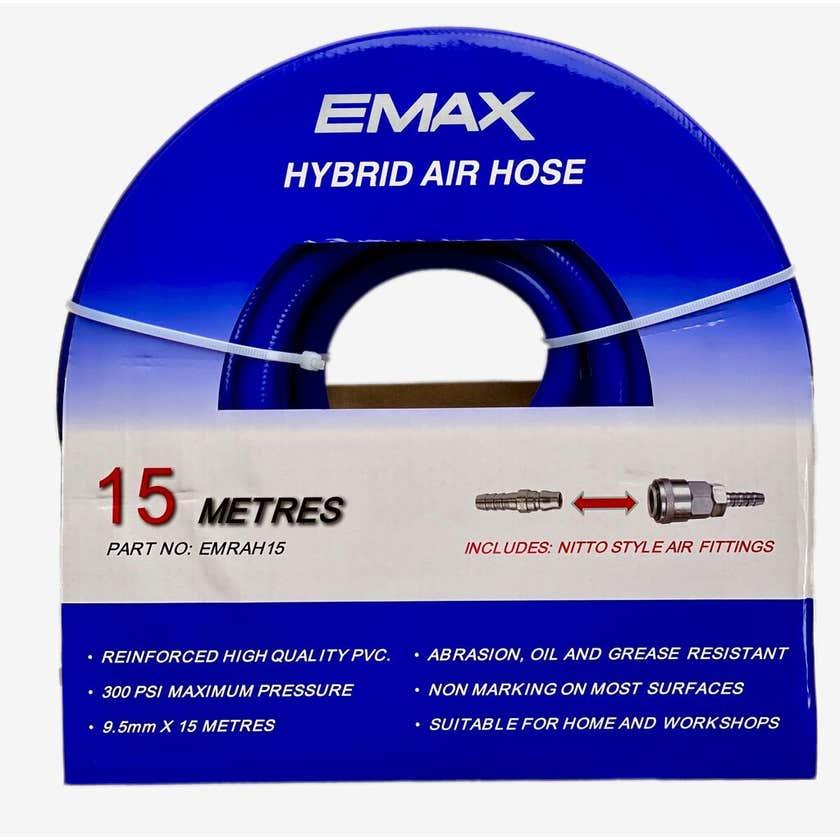 EMAX Hybrid Air Hose 15m