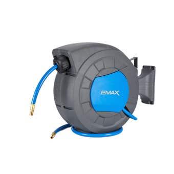 EMAX Retractable Air Hose Reel 15m