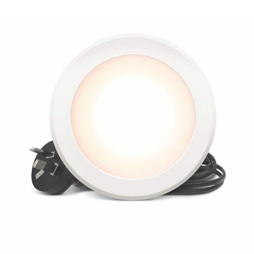 HPM LED Flat Face Downlight White 7W