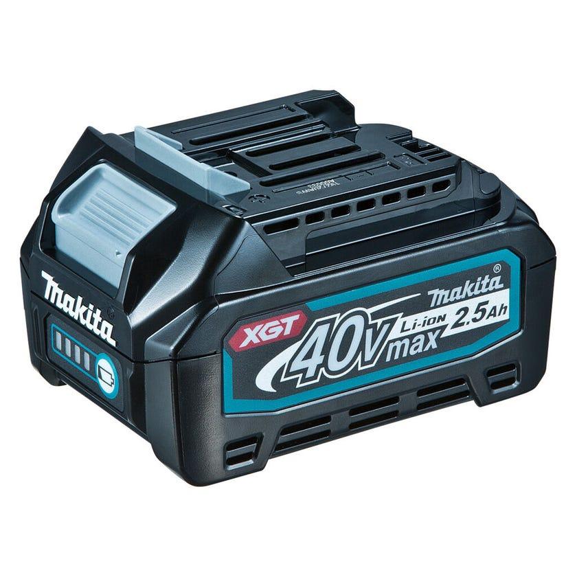 Makita 40V Max 2.5Ah Battery