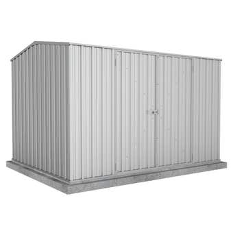 Absco Economy Shed Gable Roof W3.0 x D2.26 x H2.0m