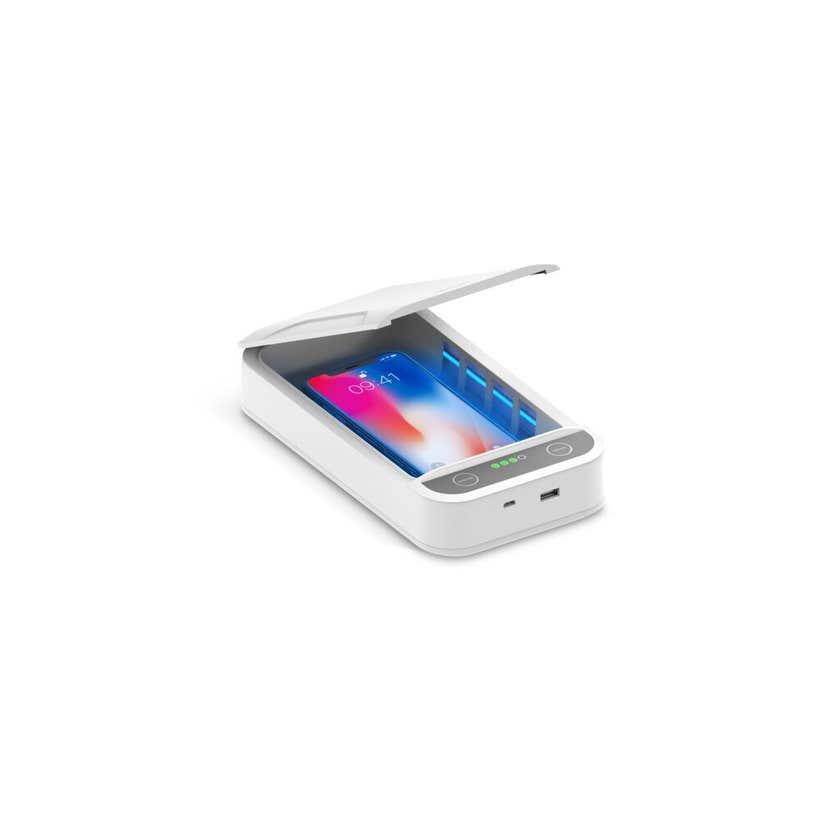 Somatik Labs XL Ultraviolet Phone Sanitiser with Aromatherapy Diffuser