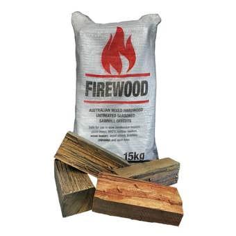 Mixed Hardwood Firewood 15kg