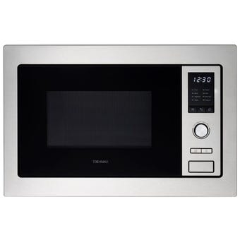 Technika Microwave with Grill Stainless Steel 28L