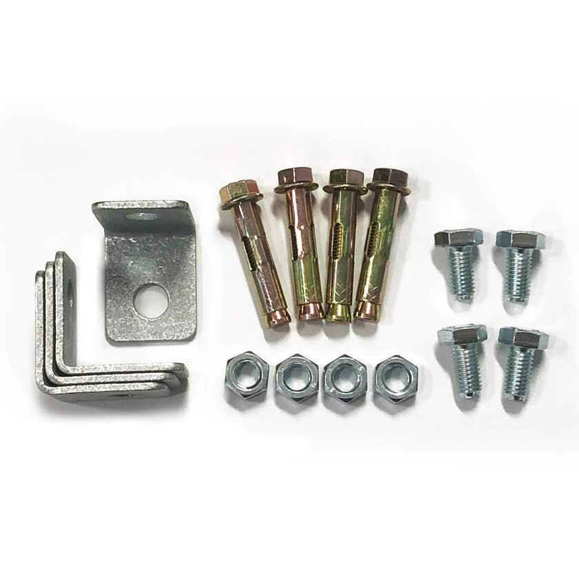 Absco Sheds Concrete Anchor Set - 4 Pack
