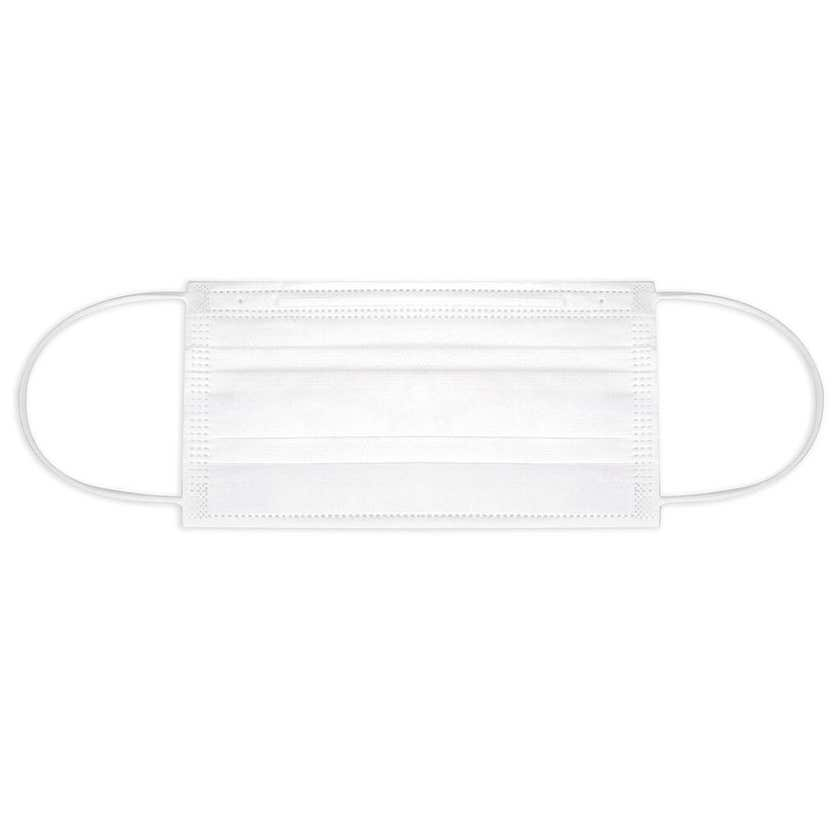 Disposable Face Mask White 50 Pack