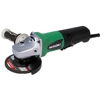 HiKOKI 1400W Angle Grinder 125mm with Paddle Switch