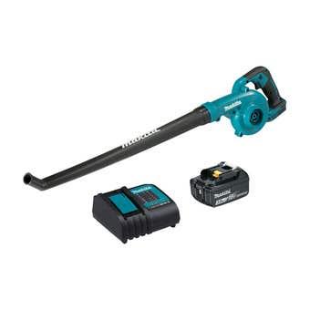 Makita 18V 3.0Ah Long Nose Blower Kit DUB186SF