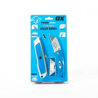 OX Utility Knife 2 Piece