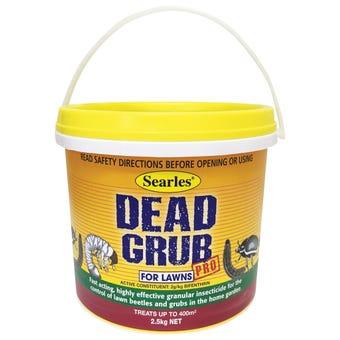 Searles Dead Grub Pro For Lawns 2.5kg