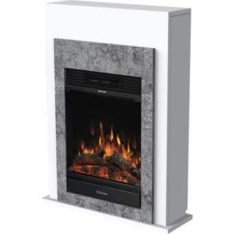 Dimplex Conner 1.5kW Mini Suite Electric Firebox