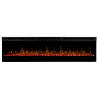 Dimplex Prism Wall Mounted Electric Fireplace 1880mm
