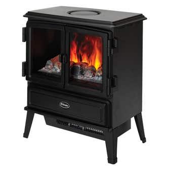 Dimplex Oakhurst Optimyst Electric Fire 3D 2KW