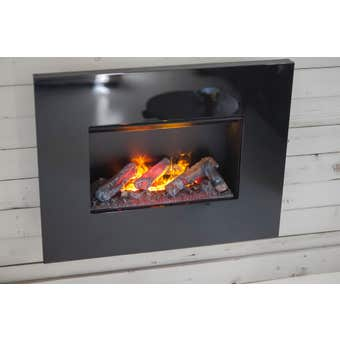 Dimplex Pemberley 2kW Wall Mounted Electric Fireplace