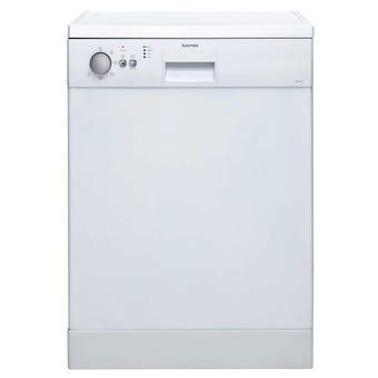 Euromaid 14 Place Dishwasher White 600mm