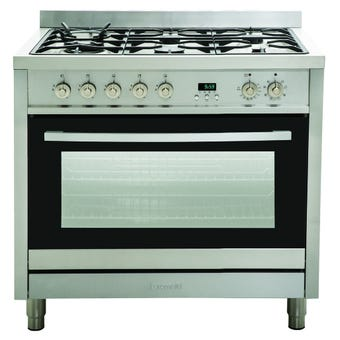 Euromaid Freestanding 8 Function Oven 900mm