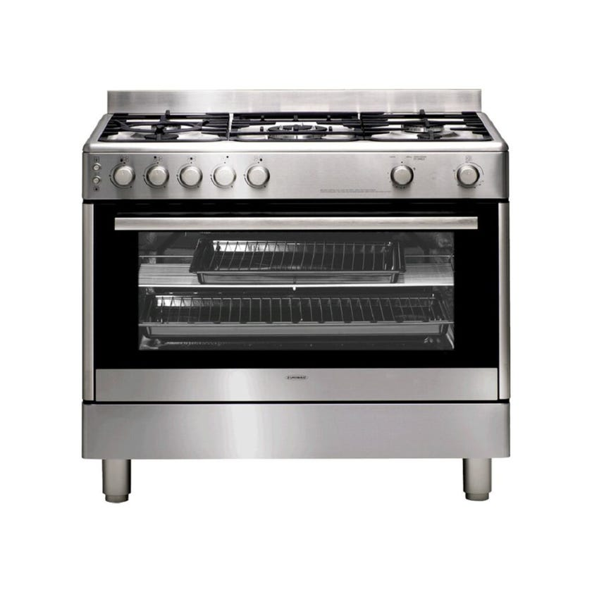 Euromaid Freestanding Gas Oven & Cooktop 900mm
