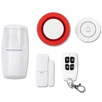 Brilliant Smart Wifi Home Security Kit