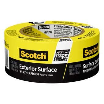 Scotch Exterior Painter's Tape 48mm x 41m