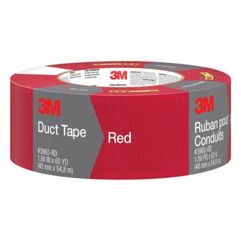 3M Duct Tape Red 48mm x 54.8m