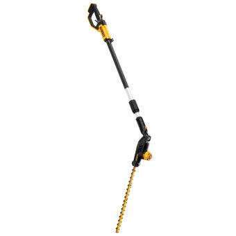 DeWALT 18V XR Li-ion Brushless 550mm Pole Hedge Trimmer Skin