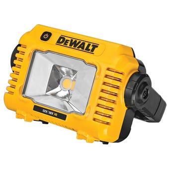 DeWALT XR 12V-18V Li-ion Cordless Compact LED Task Light Skin
