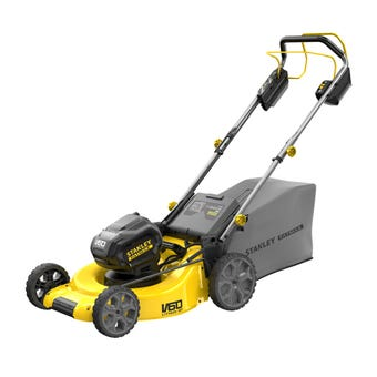 Stanley Fatmax Mower 54V V60 5.0Ah Self Propelled Kit SFMCMS2653P-XE
