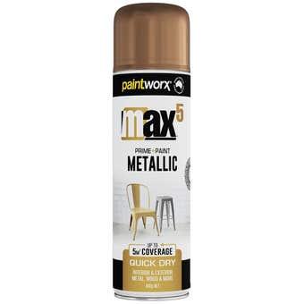 Paintworx MAX5 Metallic 400g