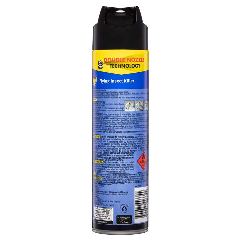 Raid Max Flying Insect Killer Spring Meadow 300g