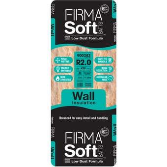 FirmaSoft R2.0 Wall Insulation Batt L1160 x D90mm