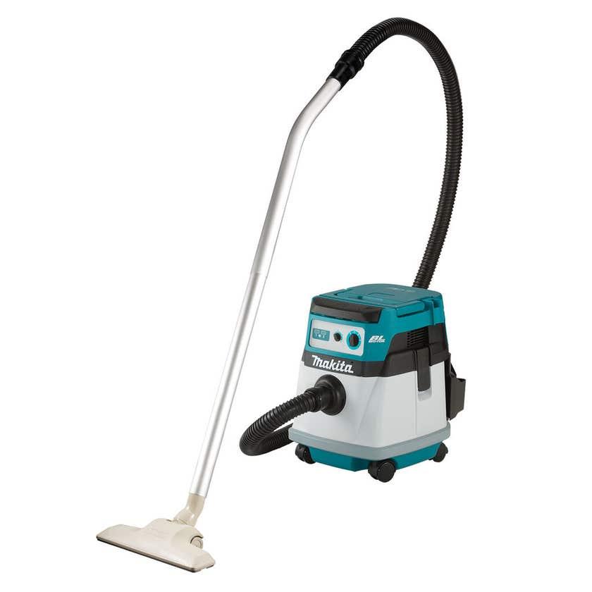 Makita 18V x 2 Brushless 15L Wet/Dry Dust Extractor Skin DVC155LZX4